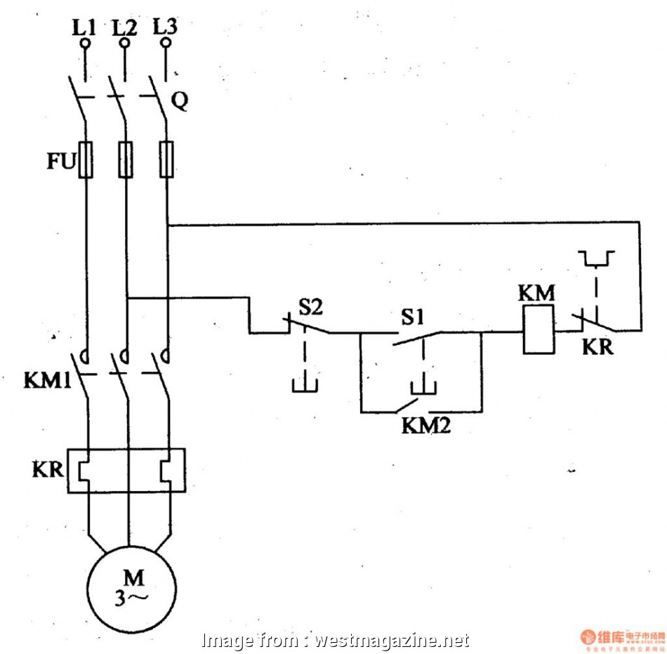 Basic Electrical Wiring, House Simple Start Stop Control