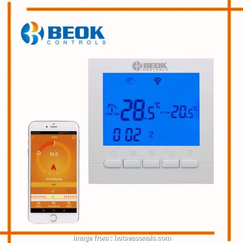 small resolution of beok thermostat wiring diagram beok bot 313 wifi boiler heating thermostat blue white room temperature