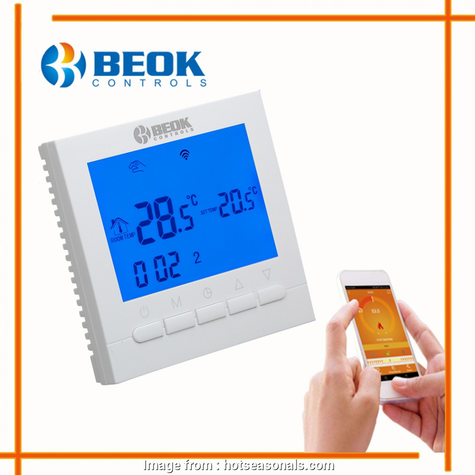 hight resolution of beok thermostat wiring diagram beok bot 313 wifi boiler heating thermostat blue white room temperature
