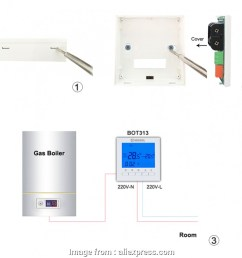 beok thermostat wiring diagram bot 313w programmable battery power room digital thermostat gas boiler heating [ 950 x 840 Pixel ]