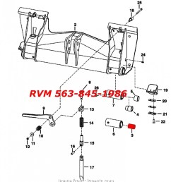 bobcat 553 starter wiring diagram bobcat parts diagram bobcat tilt cylinder repair bushing skid [ 950 x 1041 Pixel ]