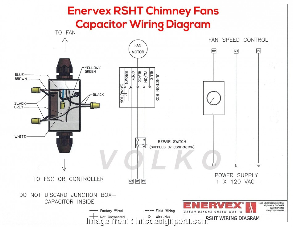 Wiring Diagram Inside Ceiling Fan