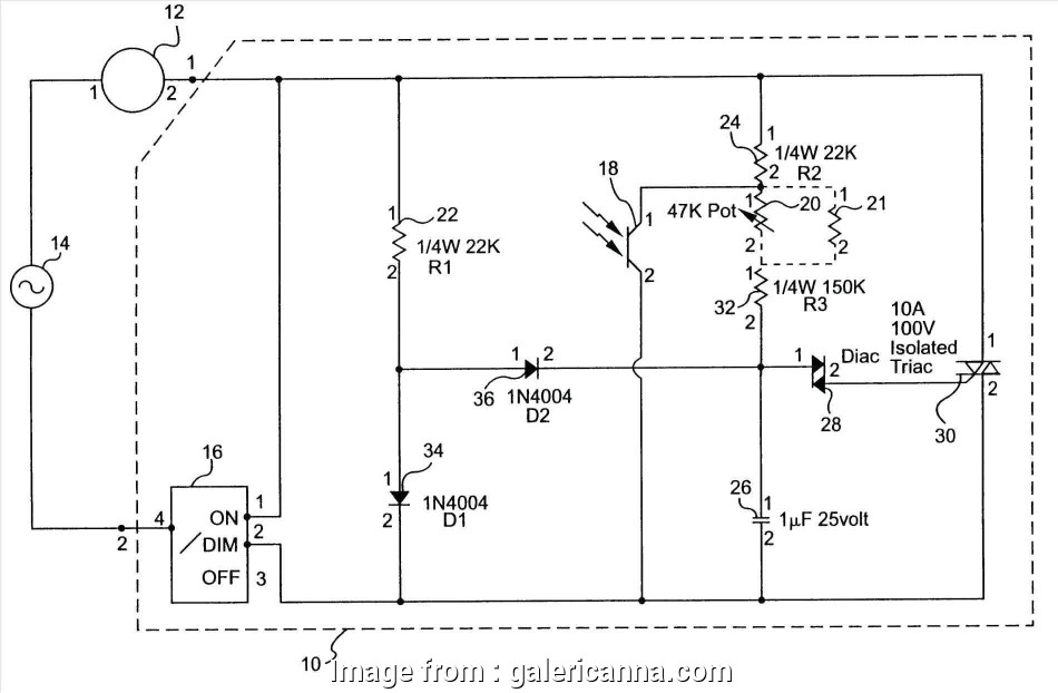 Ceiling, Remote Wiring Diagram New Wiring Diagram, Harbor