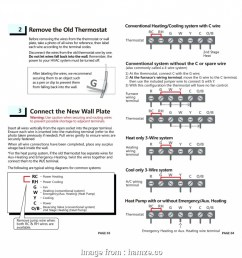 conventional thermostat wiring diagram 2 wire thermostat wiring diagram heat only perfect furnace furnace wiring [ 950 x 879 Pixel ]