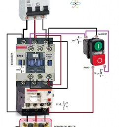dol starter wiring diagram 3 phase contactor wiring diagram start stop with electrical diagrams extraordinary on [ 950 x 1385 Pixel ]