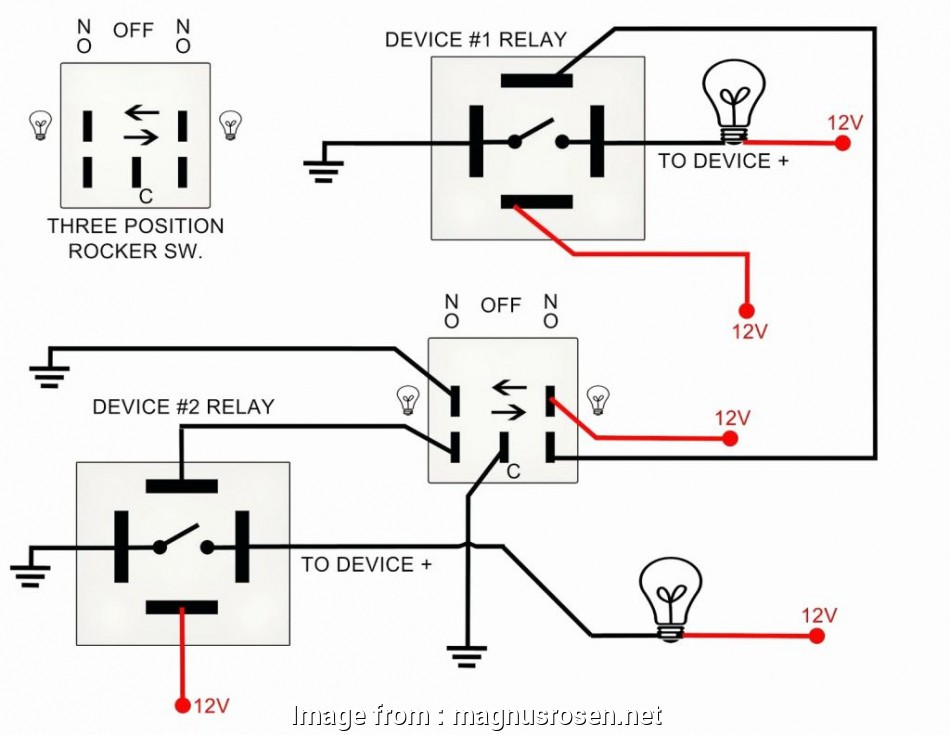 Dpdt Center, Toggle Switch Wiring Professional Wiring