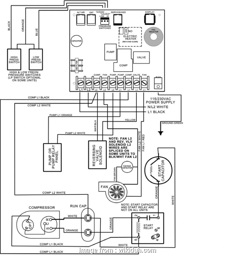 Duo Therm Thermostat Wiring Diagram Popular And, Therm