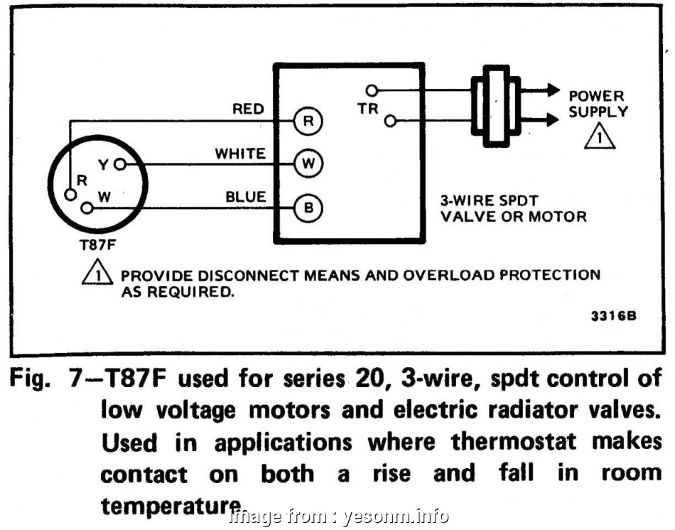 Electric Baseboard Thermostat Wiring Diagram Simple The