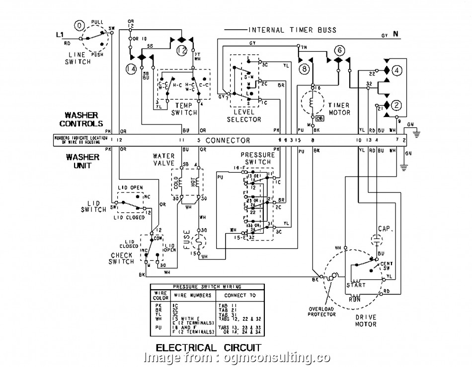 Electric Motor Wiring Diagram Brilliant Wiring Diagram, Ge