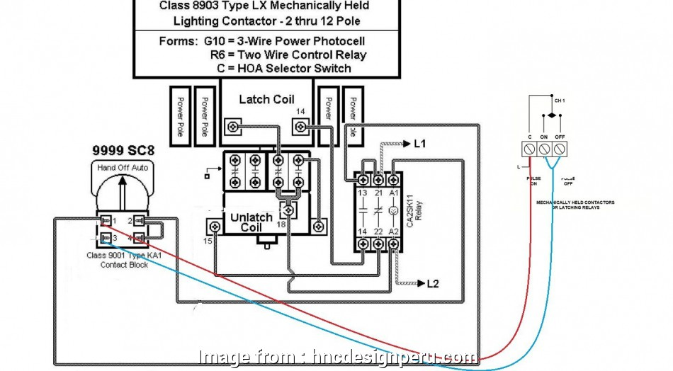 Electric Starter Wiring Diagram Professional Square D