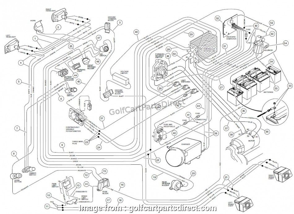 Electric Wiring Diagram Of Car Best WIRING, CARRYALL VI