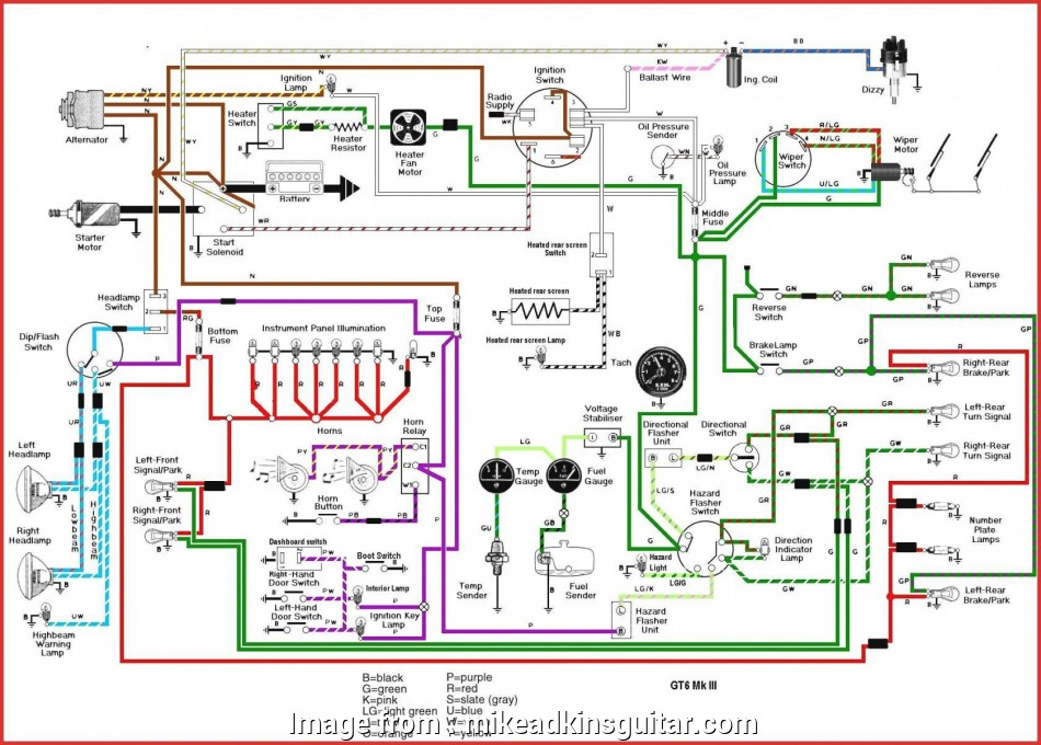 Typical Wiring Diagram Of A House