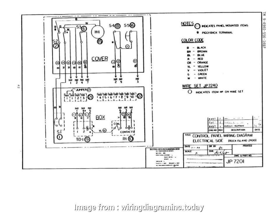 Electrical Control Panel Wiring Guide New Control Cabinet