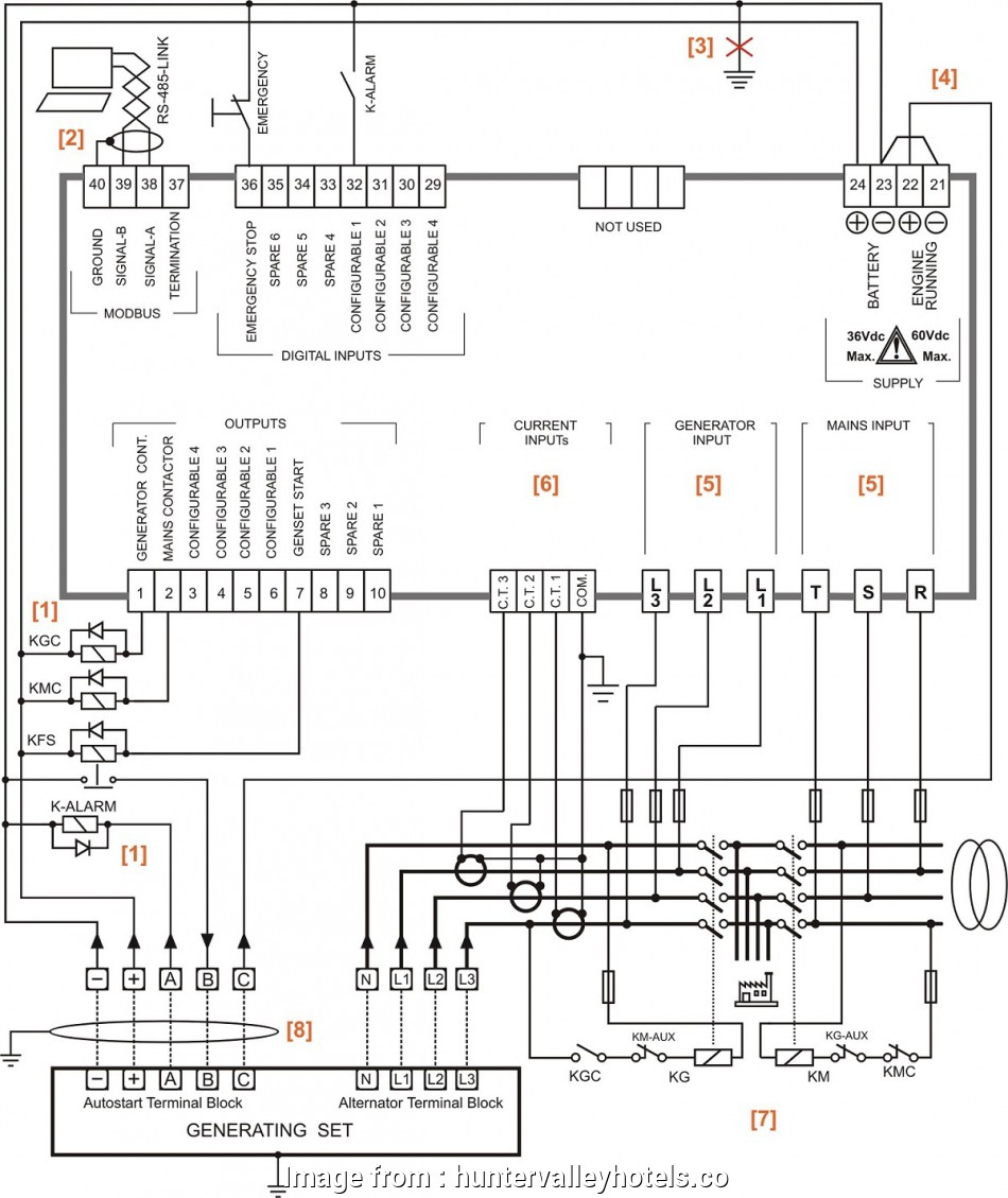 Electrical Control Panel Wiring Symbols Practical