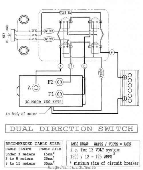small resolution of electrical wire size amp draw warn 2500 winch wiring diagram facybulka me wellread me