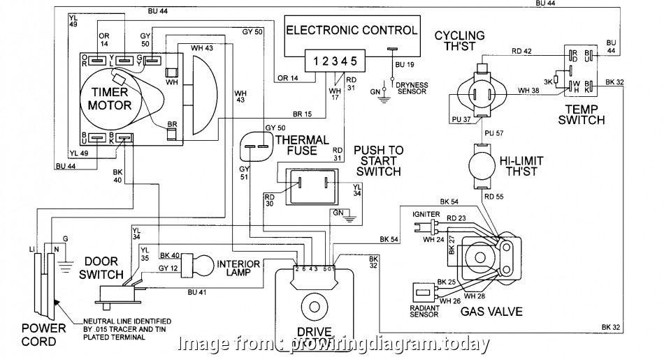 Electrical Wire Size, Dryer Simple Maytag, Dryer Wiring