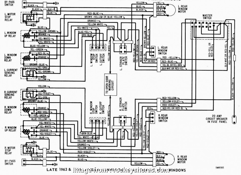 Electrical Wiring Diagram Car Top Automotive Electrical