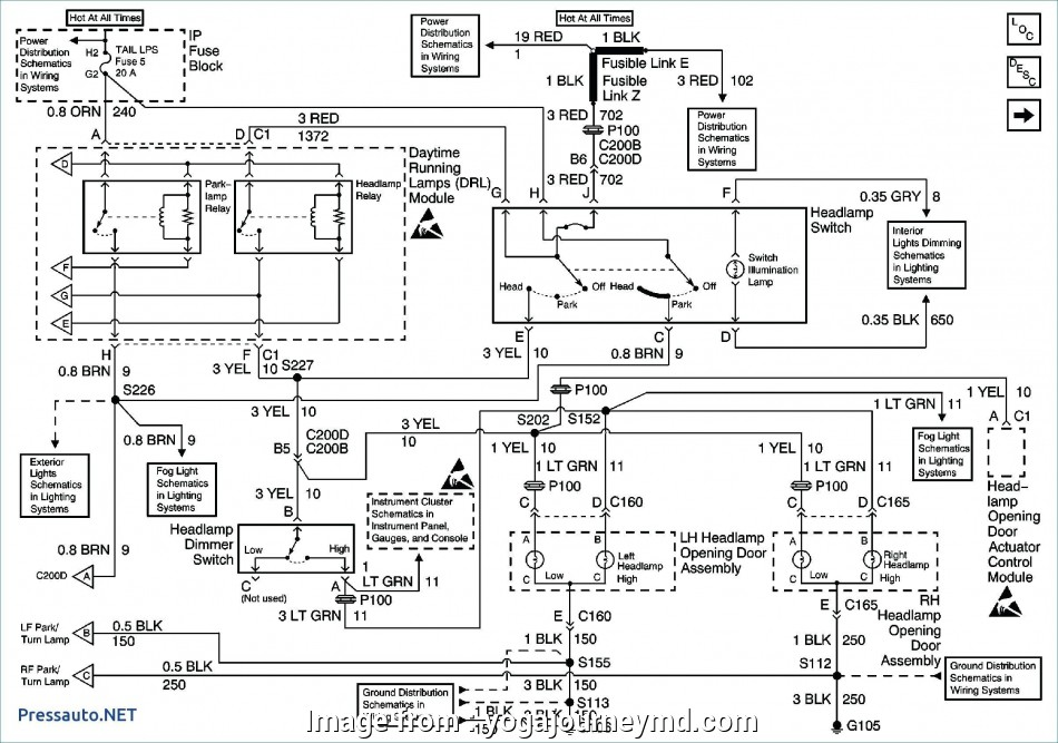Electrical Wiring Diagram Toyota Corolla 2000 Nice