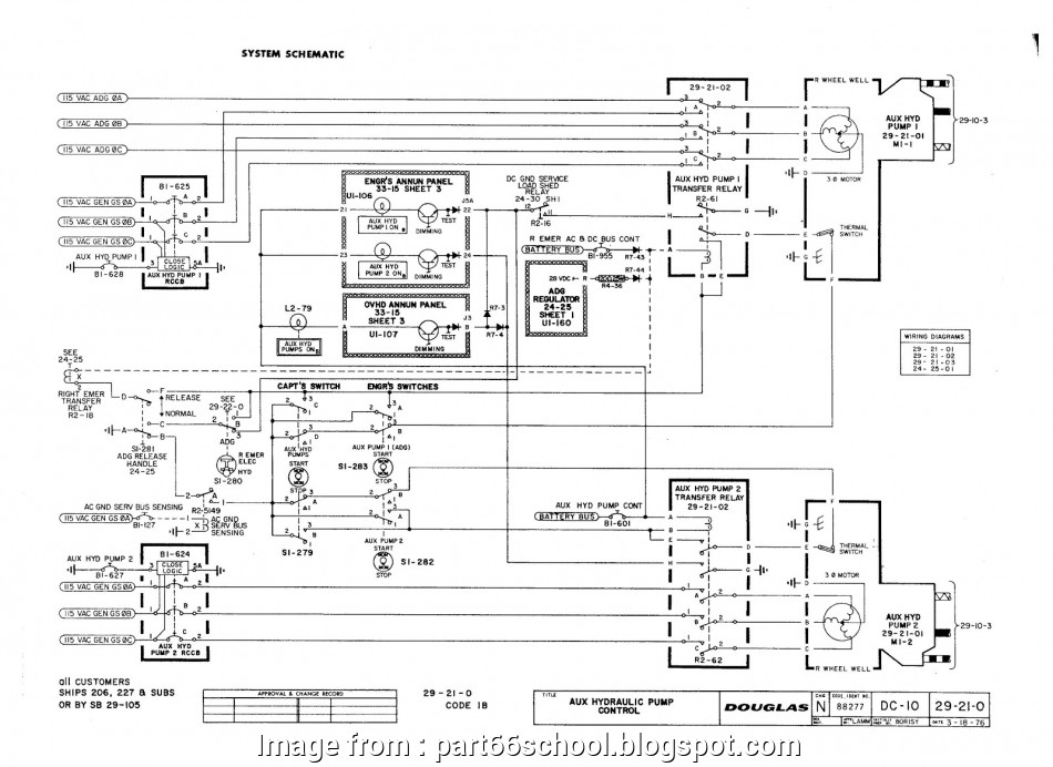 Electrical Wiring Diagram Vs Schematic Fantastic PART 66