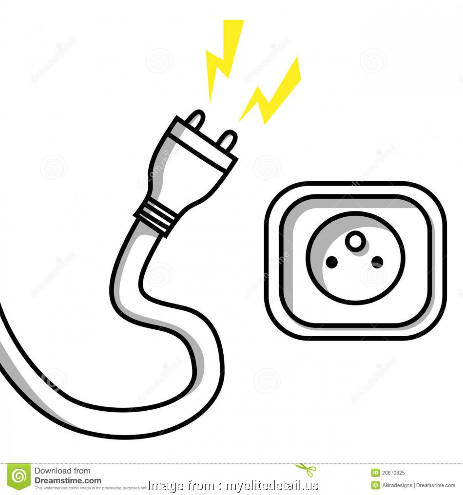 Electrical Wiring Outlet Colors Simple Electrical Clipart
