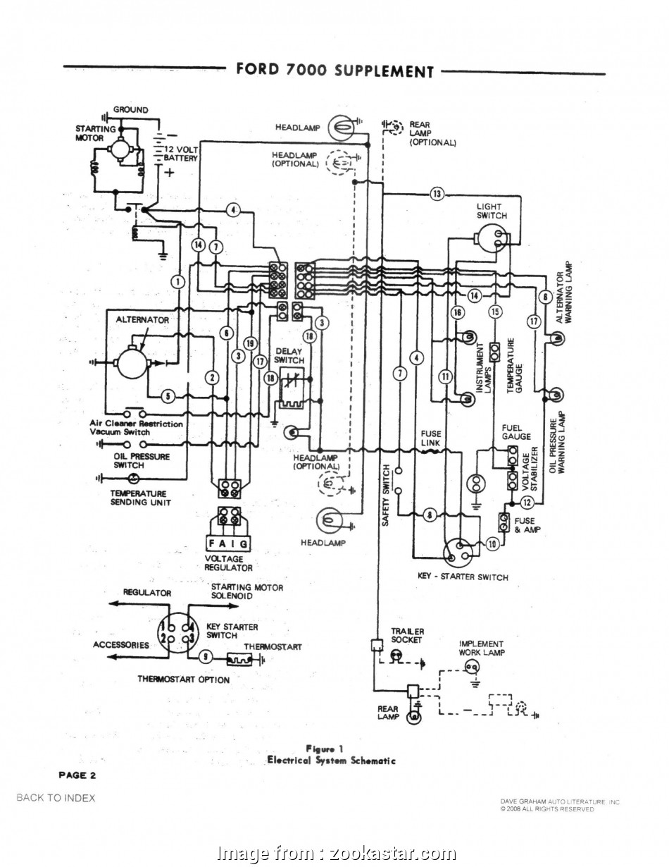 medium resolution of ford 3000 electrical wiring diagram ford 3000 voltage regulator wiring diagram electrical circuit ford 3000 voltage