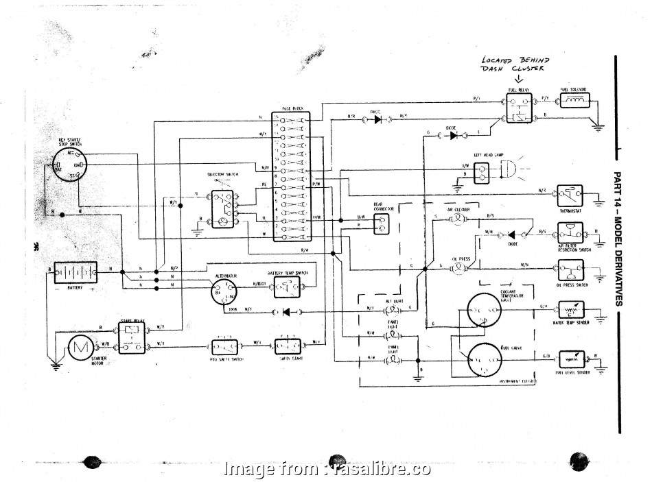 Ford 3000 Electrical Wiring Diagram Top Ford Tractor 3930