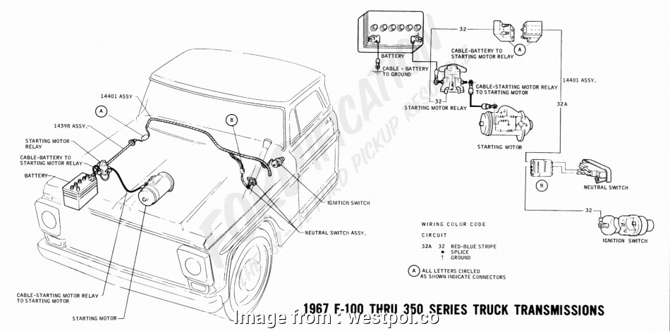 Ford F650 Starter Wiring Diagram Most 1994 Ford F150