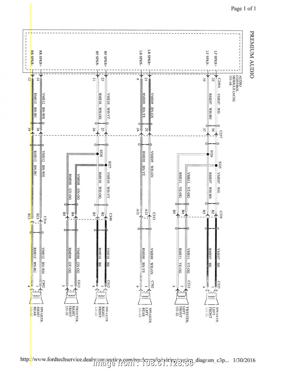 Ford Ka Electrical Wiring Diagram Popular Ford Focus