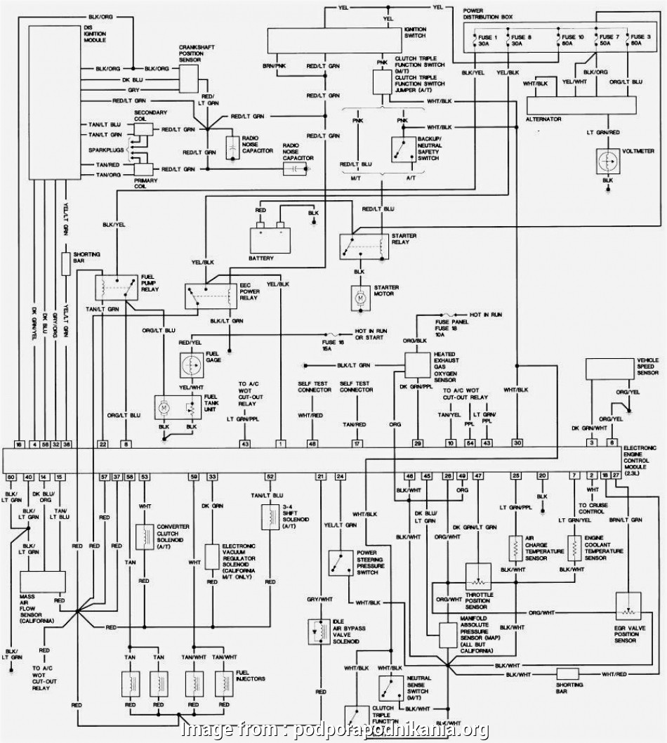 Ford Ranger Starter Wiring Diagram Cleaver Ford Explorer