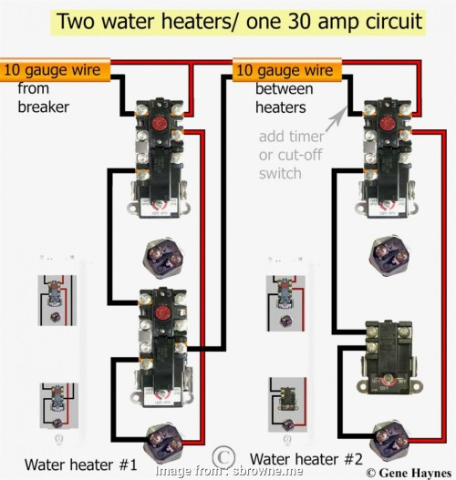 small resolution of gauge wire 30 amp 240 volts pictures wiring diagram 220 water heater to