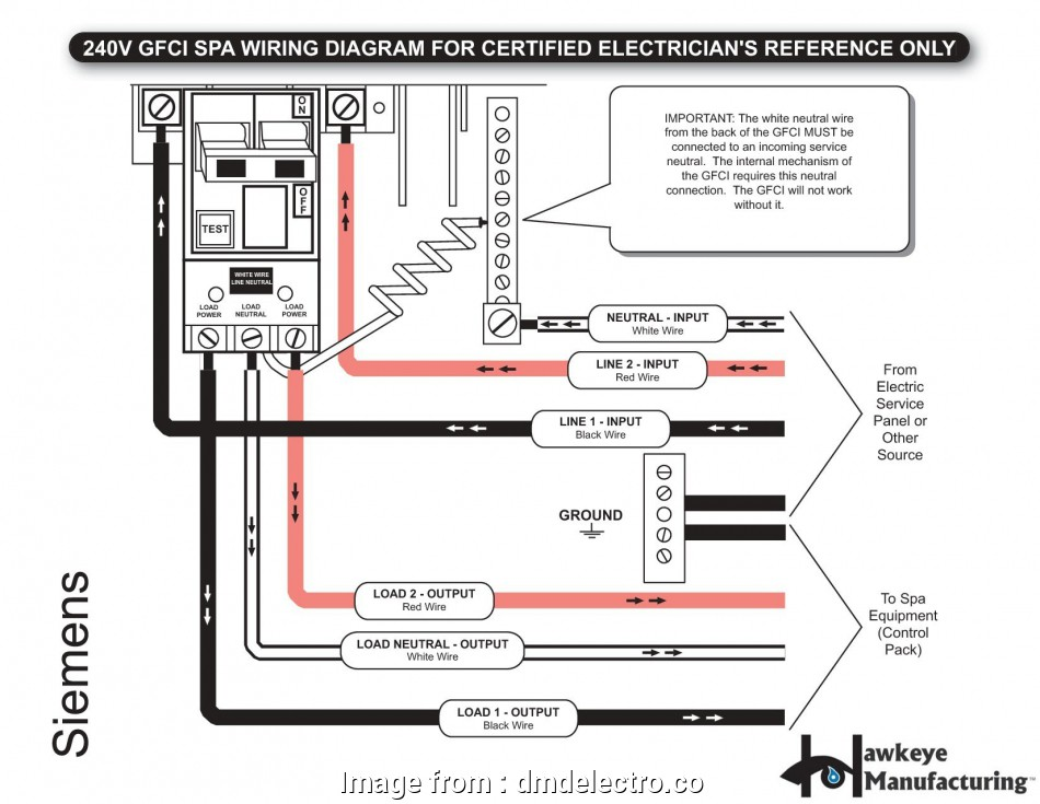 18 Professional Gfci To Gfci Wiring Diagram Collections