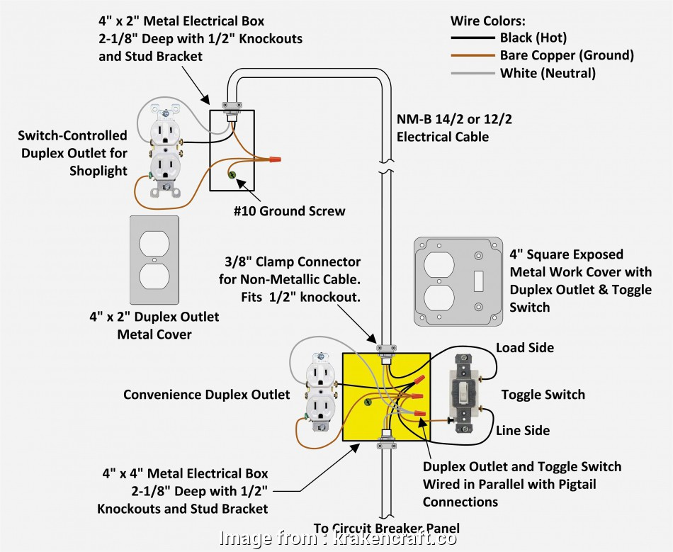 Gfci With Switch Wiring Diagram Cleaver Leviton Gfci