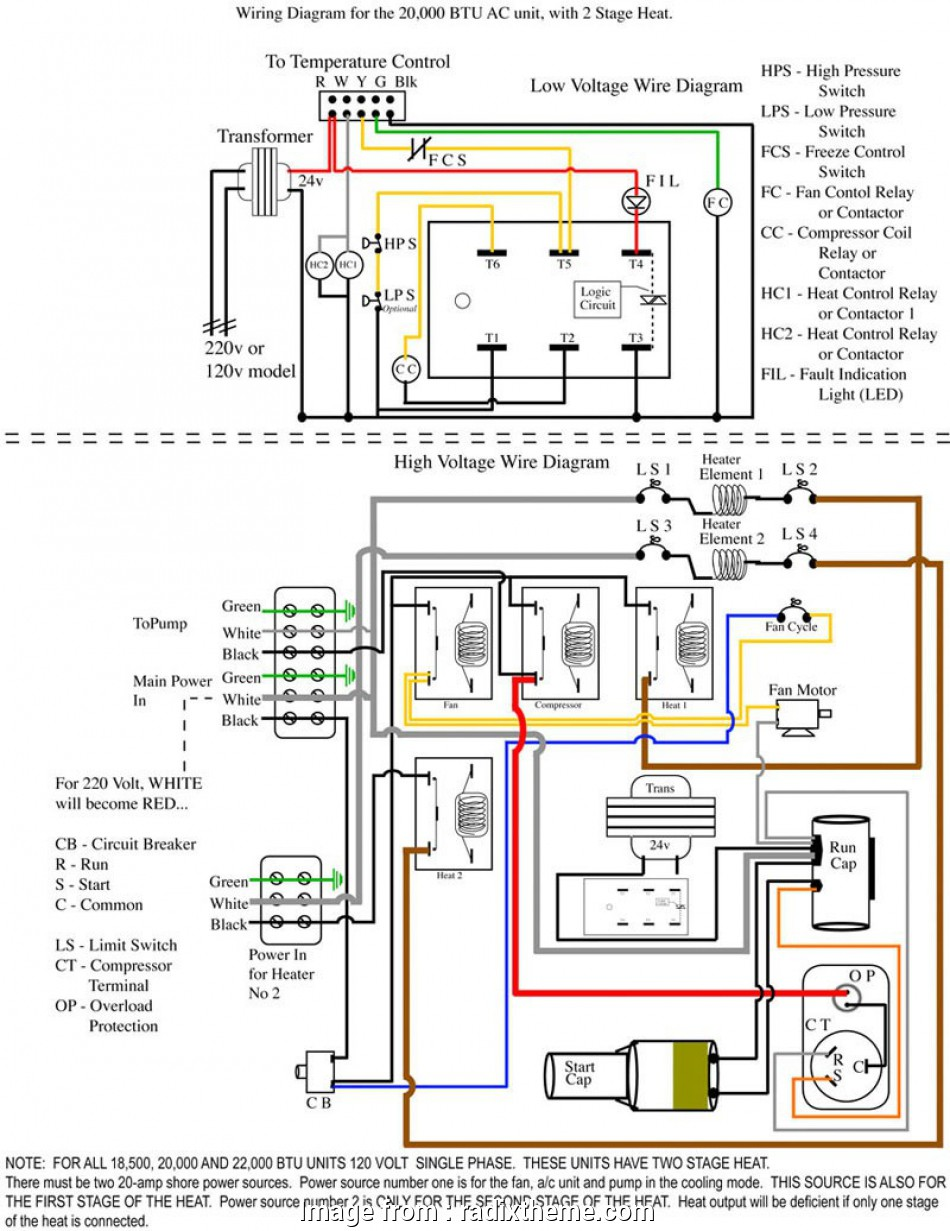 medium resolution of goodman ac thermostat wiring diagram goodman heat pump thermostat wiring diagram in package ac with