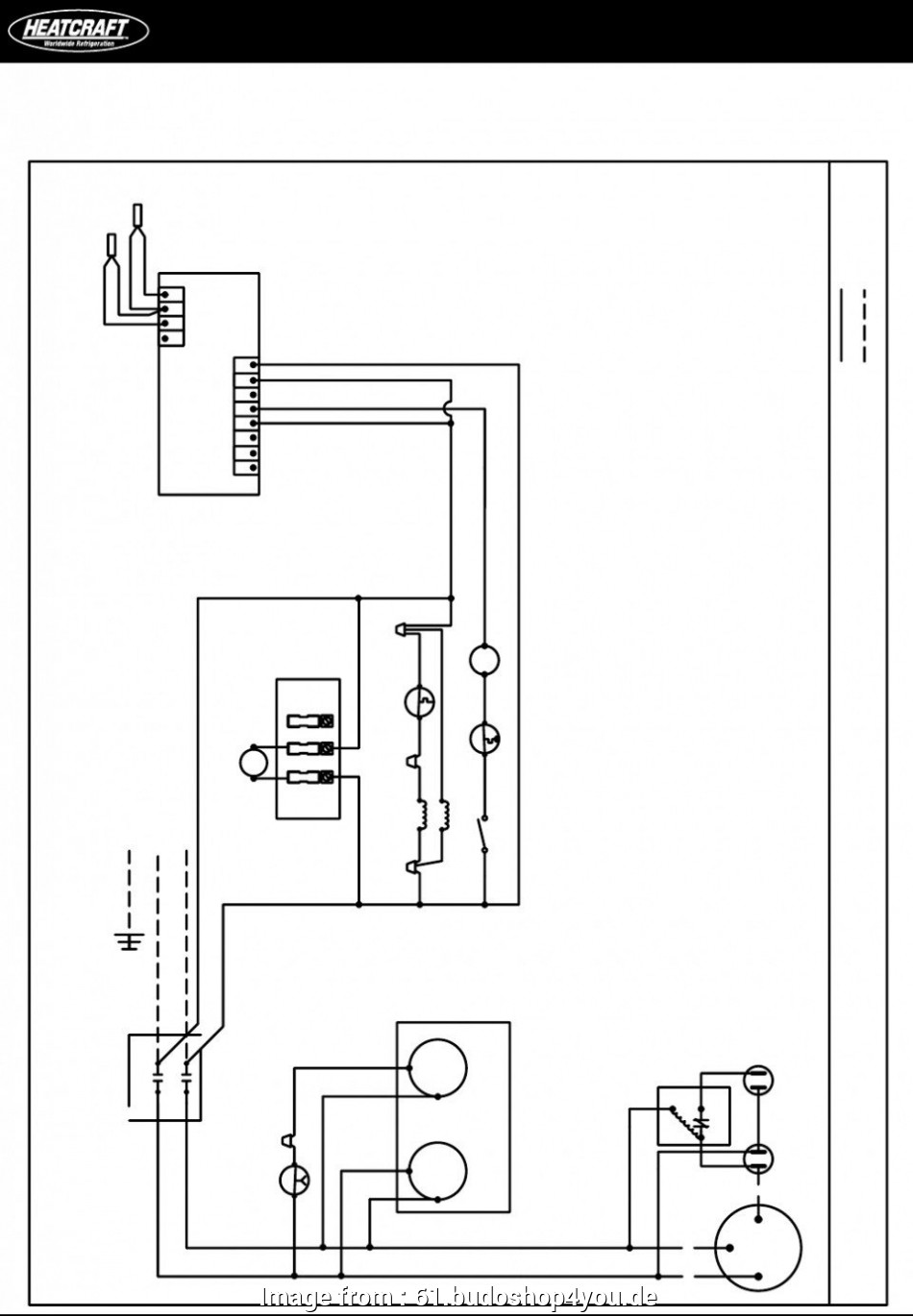 Heatcraft Walk In Cooler Wiring Diagram Best Bohn