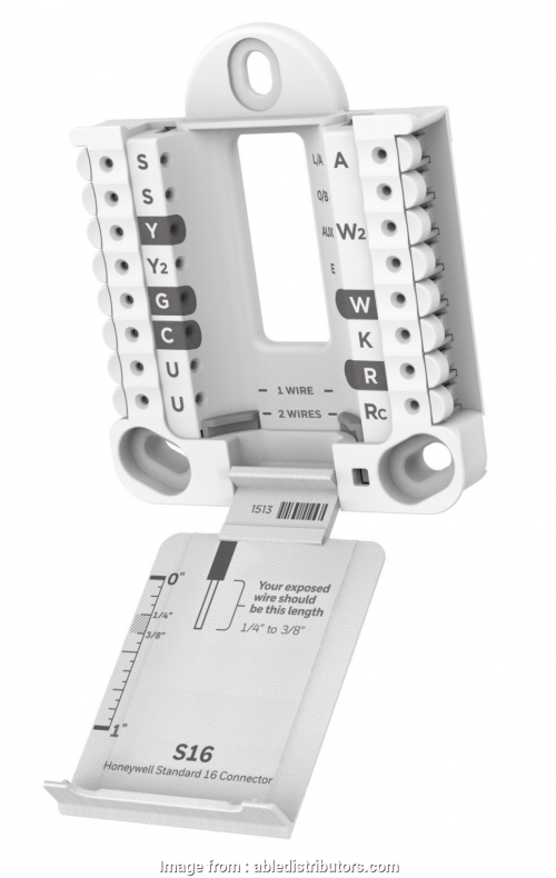 small resolution of honeywell t6 thermostat wiring diagram every t series thermostat employs this system this means that