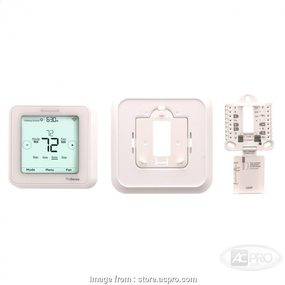 hight resolution of honeywell t6 thermostat wiring diagram lyric t6 programmable wifi thermostat 2 heat
