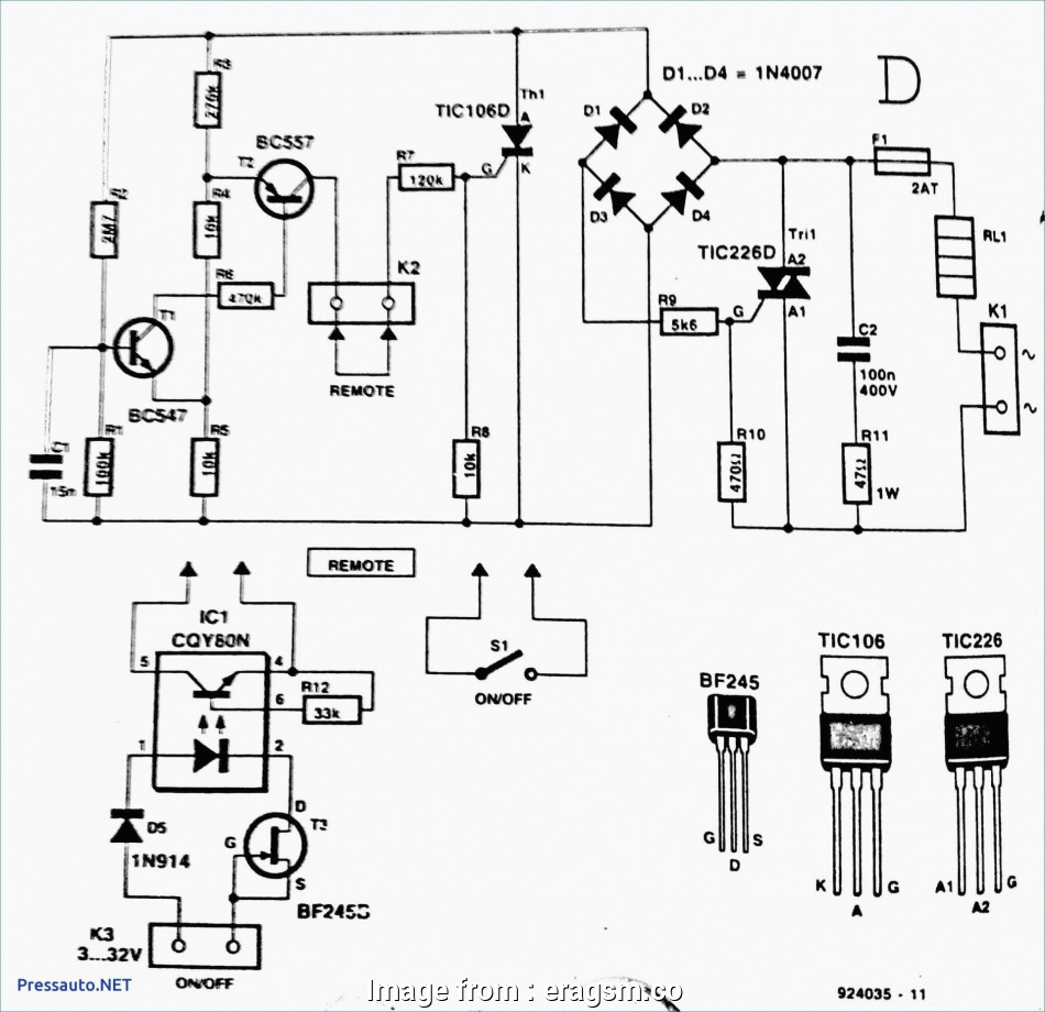How To Install A Three, Light Switch Diagram Brilliant