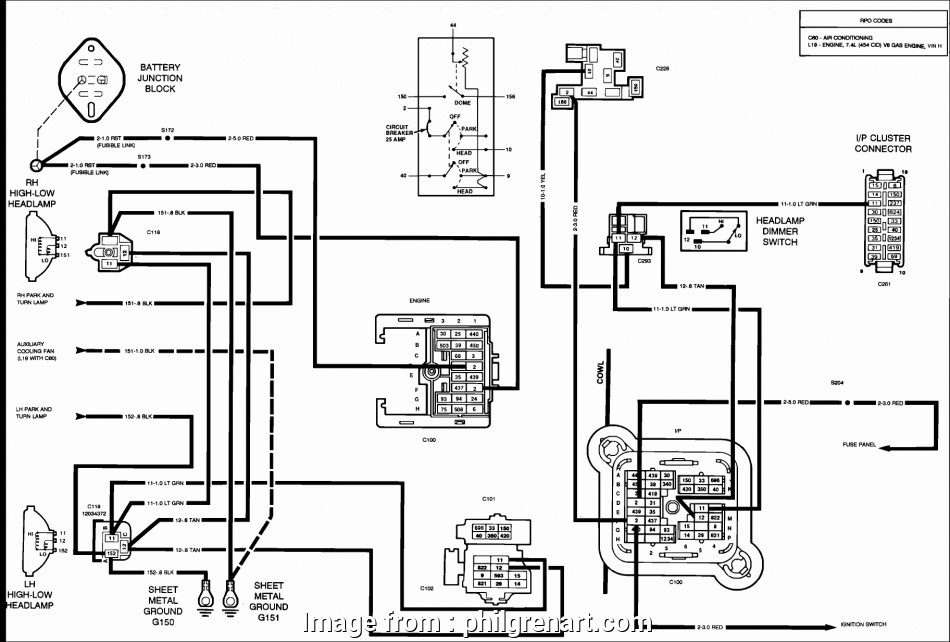 How To Read Electrical Panel Wiring Diagram Simple Reading