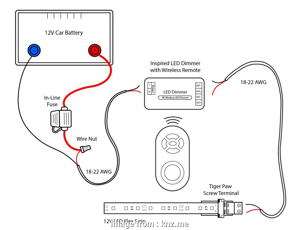How To Wire A Light Diagram Cleaver New, To Wire, Lights A