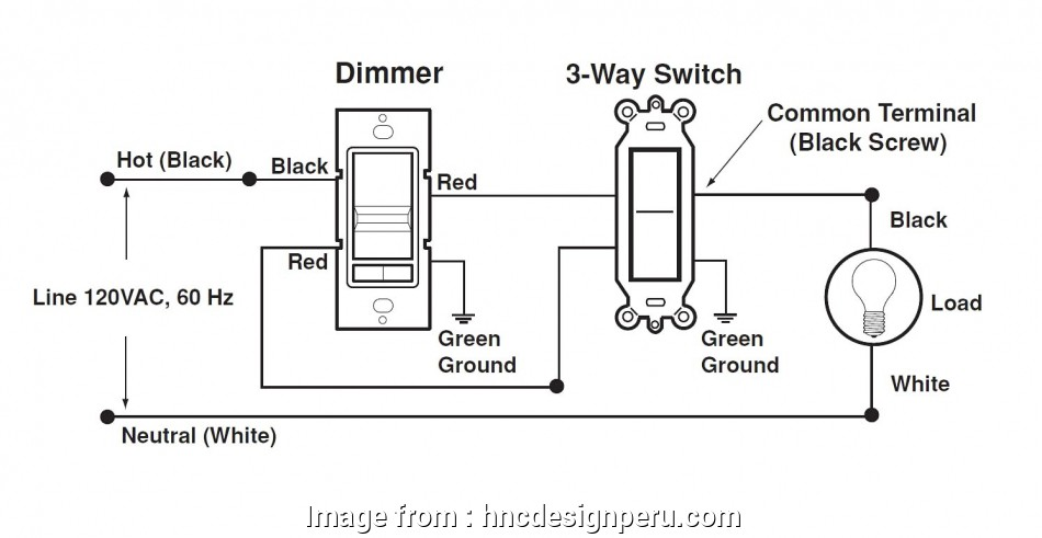 How To Wire A Light Switch 3 Black Wires Perfect