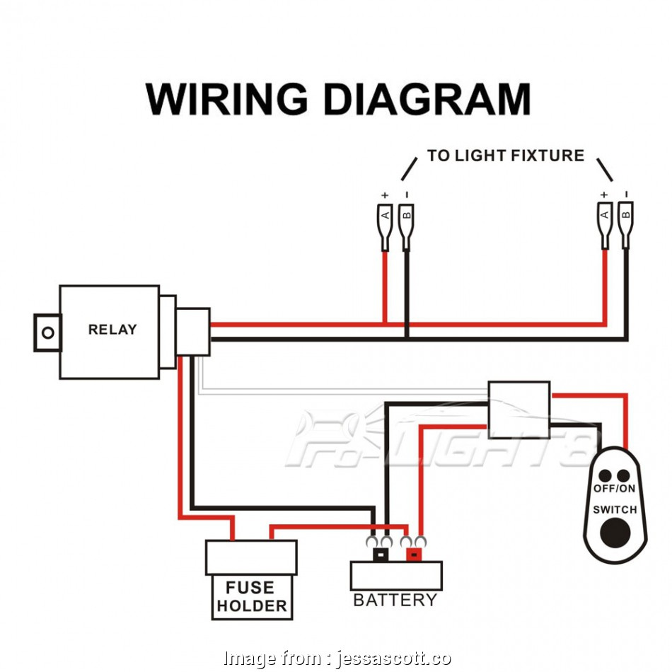 How To Wire A, Light, Without Relay New Led, Wiring