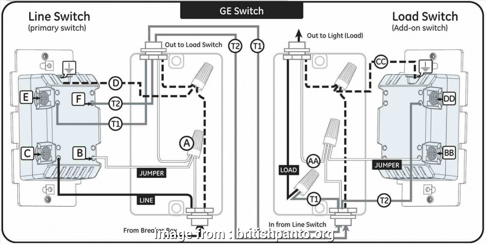 How To Wire A Three, Switch To A Single Light Perfect A