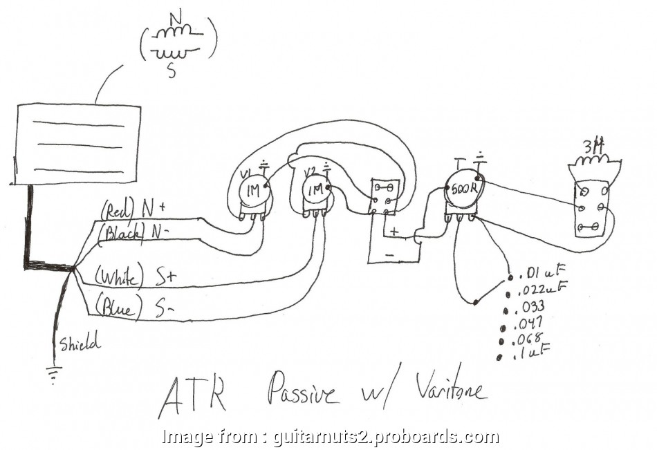 How To Wire A Varitone Switch Creative Wiring Volumes To