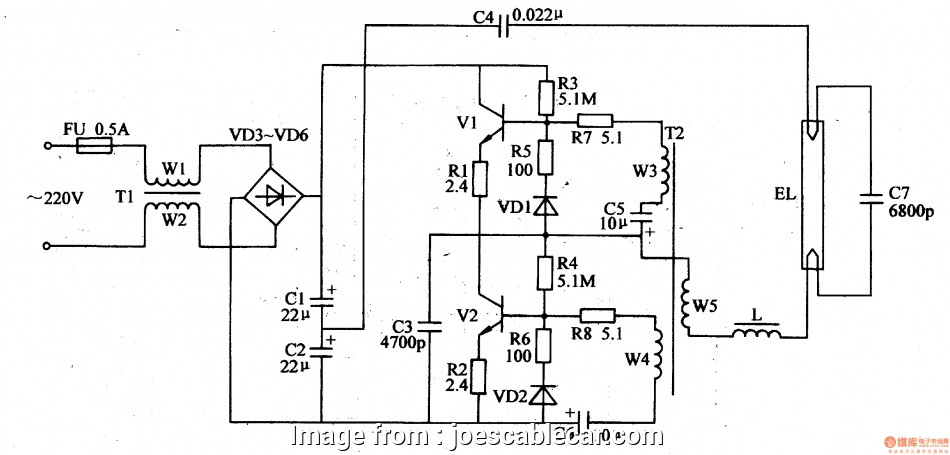 How To Wire, Light Ballast Most Wiring Diagram, Light