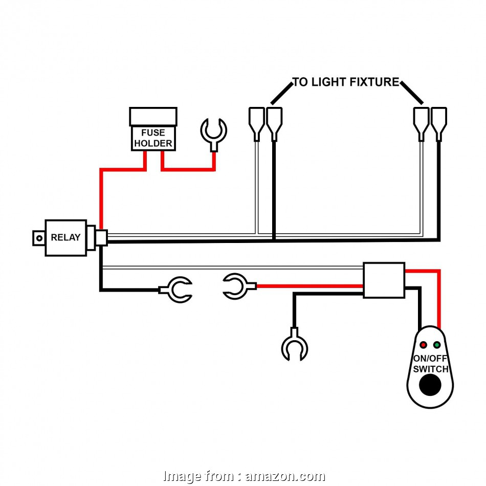 medium resolution of how to wire two light bars to one switch amazon com dt moto trade
