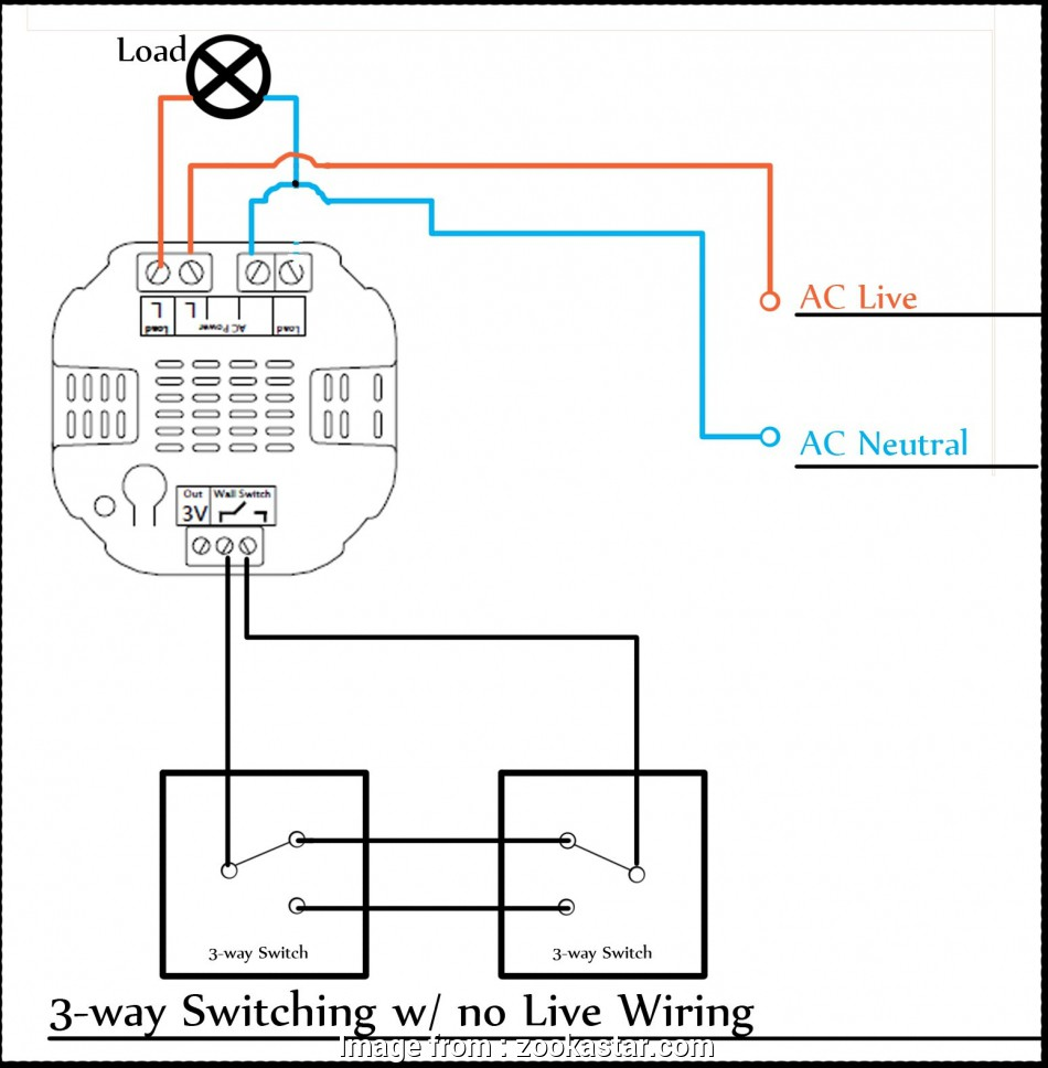 How To Wire Multiple Three, Switches Popular Wiring