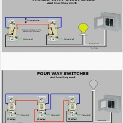 Wiring Diagram For A Three Way Switch With Multiple Lights 2000 Pontiac Grand Am Gt How To Wire Practical 3