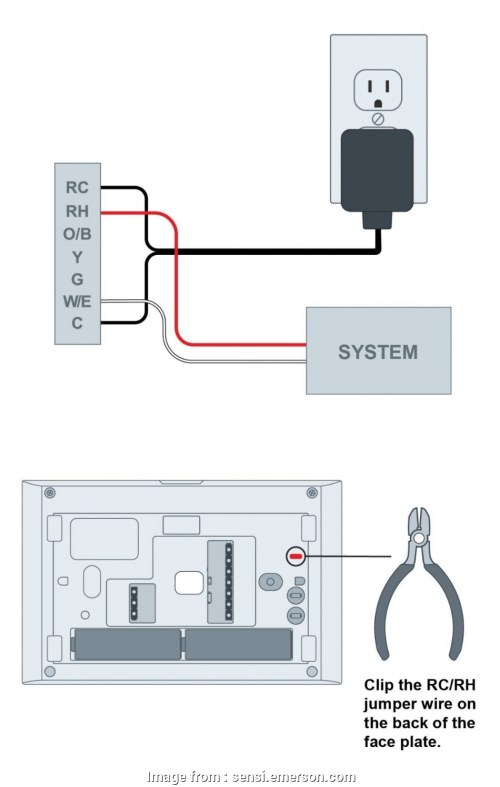 small resolution of idevices thermostat wiring diagram adding a 24 external transformer a option heat