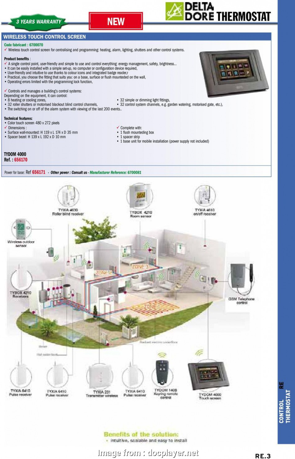 medium resolution of jaeger thermostat wiring diagram it be easily installed with a simple set up