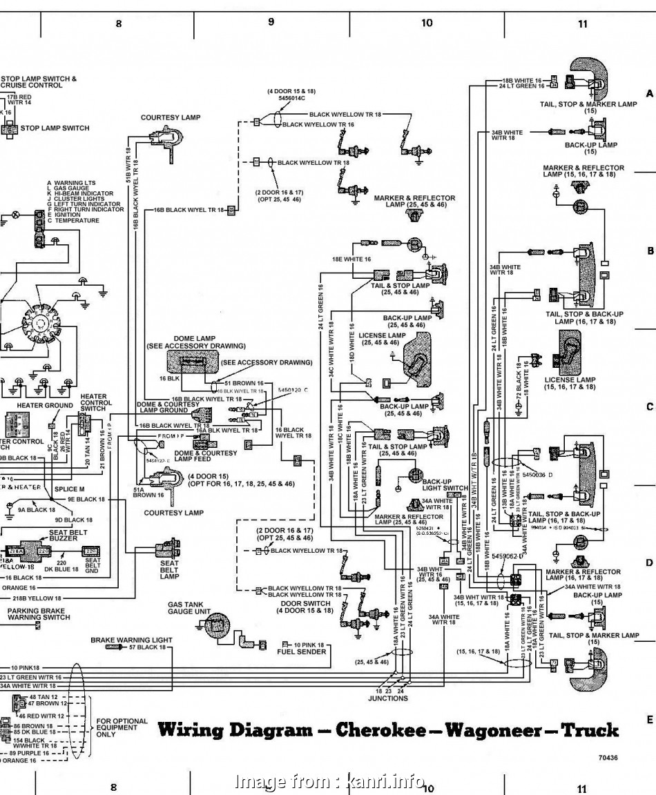 Jeep Tj Electrical Wiring Diagram Most Electrical Wiring